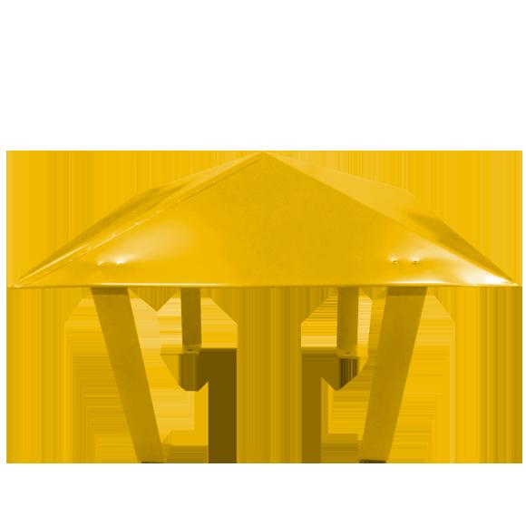 Зонт на покрывную плиту AWT
