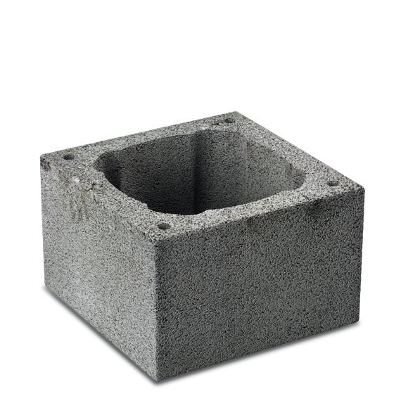 Наружные блоки для Дымохода AWT