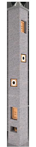 Коаксиальный дымоход для поквартирного отопления