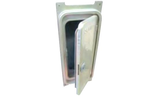 Огнестойкая герметичная дверца