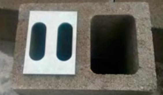 Монтажный шаблон для вентканалов